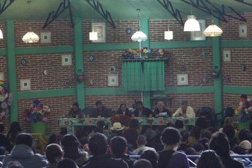 A primeira mesa, iniciada às 11h com a mediação de Ronald Nigh, traçou um panorama, com os entraves e as perspectivas da luta social neste momento delicado que vivemos, o […]