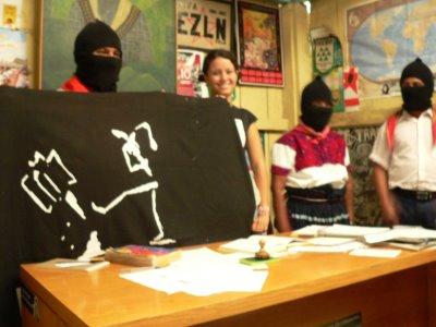 A nuestrxs compas Zapatistas, A las alumnas y alumnos de la Escuelita Zapatista, A lxs compas de la Sexta en todo el mundo, Desde São Paulo, Brasil, les mandamos nuestra […]
