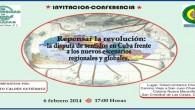 Charla con Gilberto Valdés del grupo GALFISA del Instituto de Filosofía de La Habana, este jueves 6 de enero de 2012 a las 5 pm en CIDECI. Transmisión en vivo […]