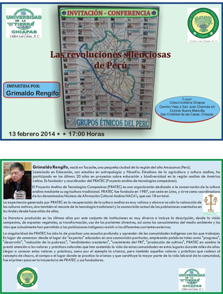Conferencia-Grimaldo Rengifo- 13-02-2014