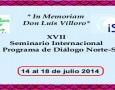 XVII Seminario Internacional del Programa de Diálogo Norte-Sur – Audios Fecha: 15 jul 2014 Tipo : Audio Duración: varios Idioma: Español Tsotsil Tseltal 14 al 18 de julio 2014 * […]