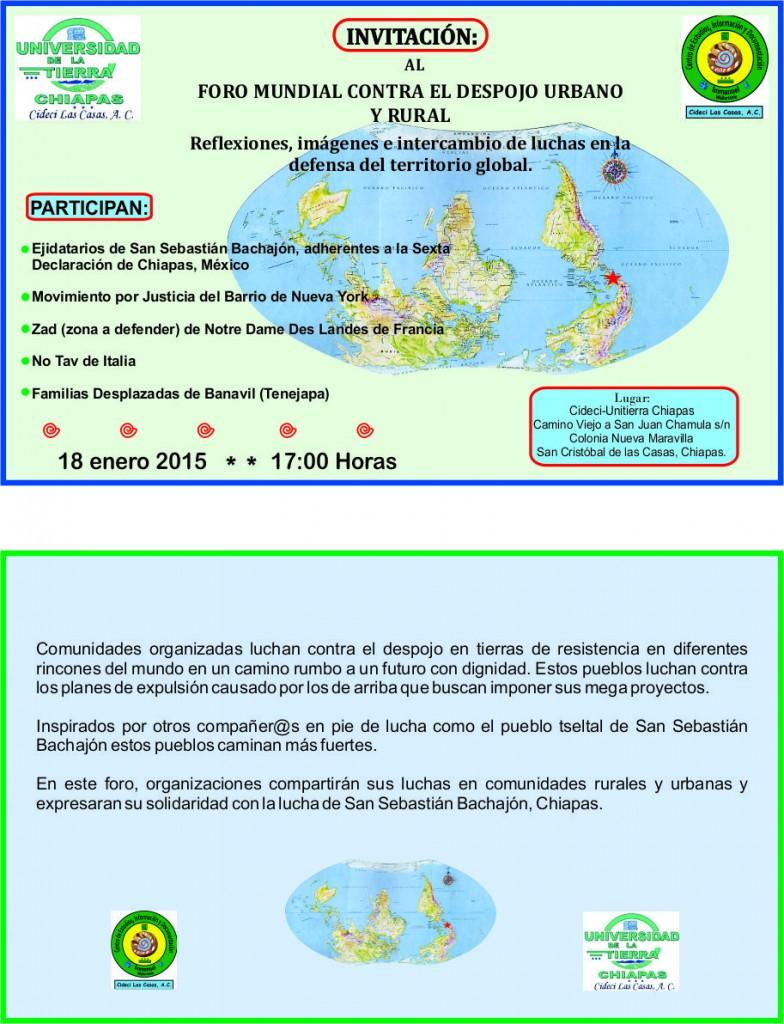 Invitación Foro-18-01-2015