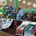 Familiares de Ayotzinapa en CIDECI