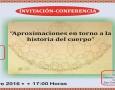"""INVITACIÓN-CONFERENCIA """"Aproximaciones en torno a la historia del cuerpo"""" QUE IMPARTIRA: Barbara Duden 8 septiembre 2016 17:00 horas ******************* Lugar: Cideci-Unitierra Chiapas Camino Viejo a San Juan Chamula s/n Colonia […]"""