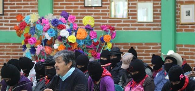 """Durante el """"ConCiencias por la Humanidad"""", anuncian encuentro en Chiapas para marzo de 2018. Mujeres zapatistas convocan a otras mujeres en lucha. Colectivo Radio Zapatista. México, 30 de diciembre, 2017. […]"""